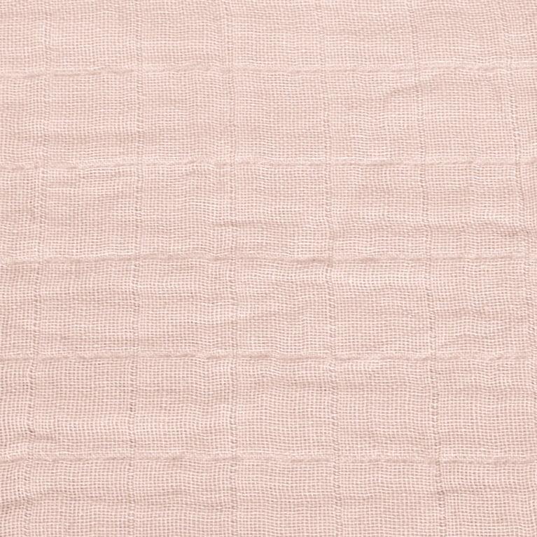 Sac De Nuit - Mousseline Coton - Rose Cendré (0,7 Tog) 0-6 mois