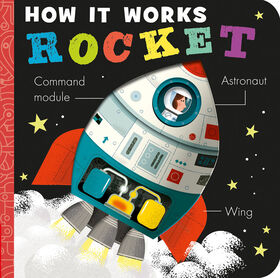 How It Works: Rocket - English Edition