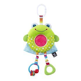 Benbat - Travel Toy - Fearless Frog