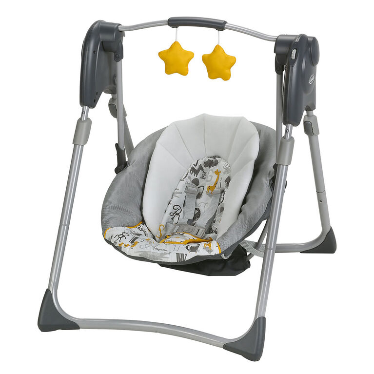 Balancoire Slim Spaces de Graco - ABC.