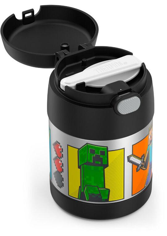 Thermos FUNtainer Food Jar, Minecraft, 290ml