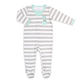 Koala Baby Cotton Sleeper I Love You This Much - 0-3 Months