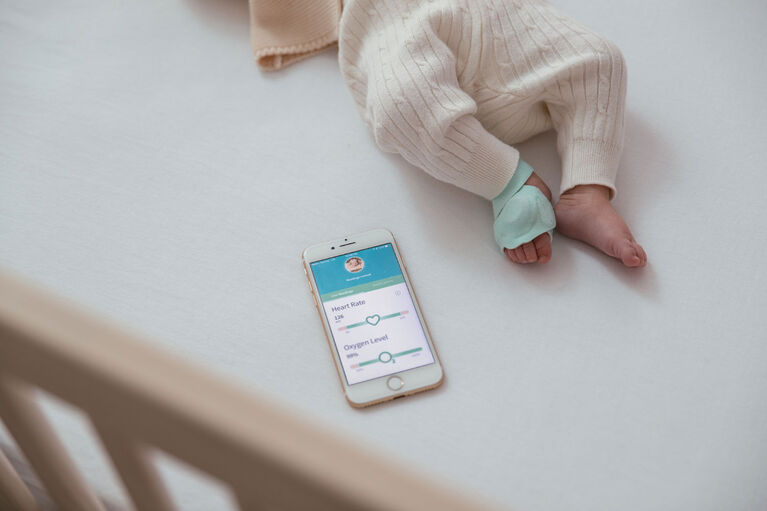 Owlet Smart Sock 2 Baby Monitor Babies R Us Canada