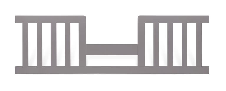 Child Craft™ Toddler Guard Rail for Ashton & Camden Cribs - Cool Gray||Child Craft™ Toddler Guard Rail for Ashton & Camden Cribs - Cool Gray