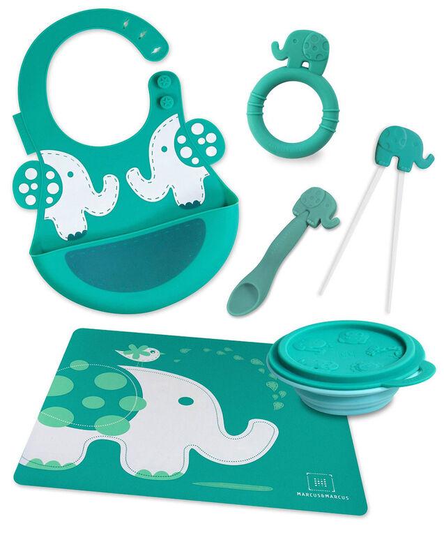 Marcus & Marcus 6-Pack Gift Set - Elephant