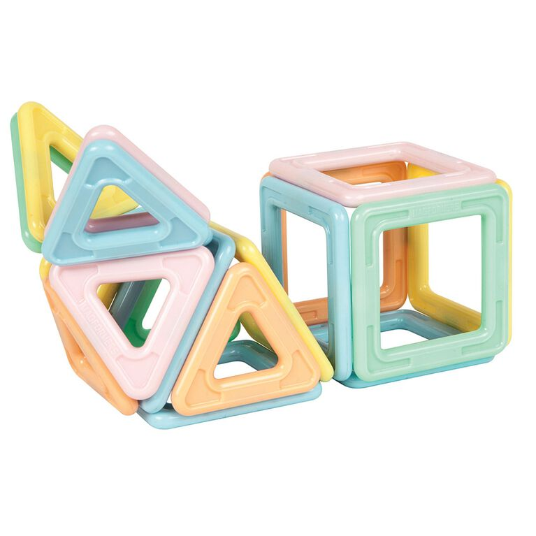 Magformers My First Pastel 30  pièces Set - Édition anglaise.