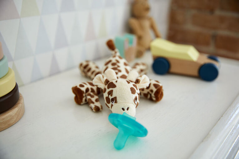 Philips Avent Soothie snuggle - 0m+, Giraffe