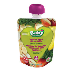 Baby Gourmet Banana Apple Kale