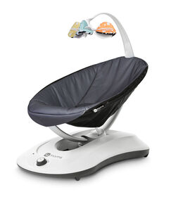 4moms rockaRoo Infant Seat - Grey Mesh