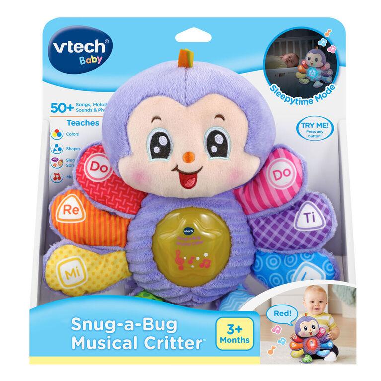 VTech Snug-a-Bug Musical Critter - Édition anglaise