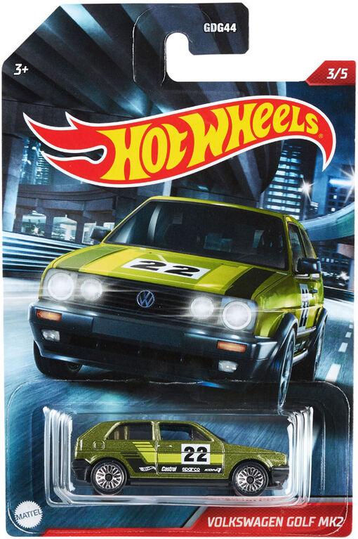 Hot Wheels Volkswagen Golf MK2