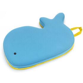 Skip Hop – Agenouilloir de bain Moby, bleu bébé.
