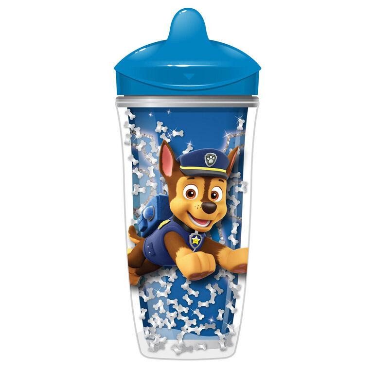 Playtex Paw Patrol Glitter Sippy Cup with Spout - Blue - 9 oz - 1 pack