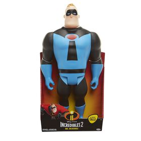 "Incredibles 2 18"" Big fig Mr Incredible - Blue"
