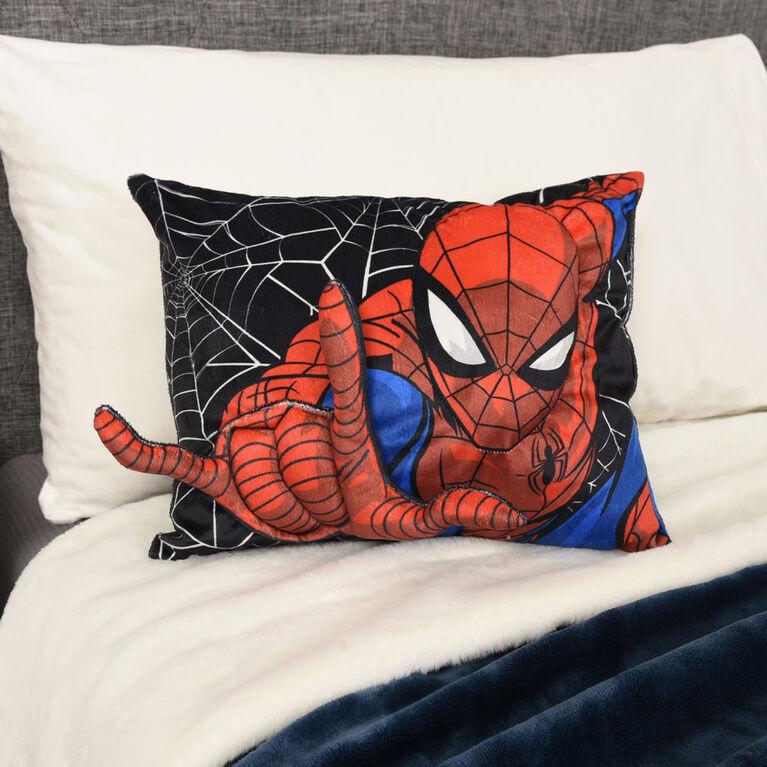 Oreiller de personnage Marvel Spiderman