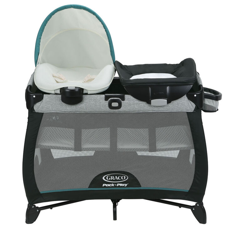 Graco Pack N Play Quick Connect Portable Lounger Playard