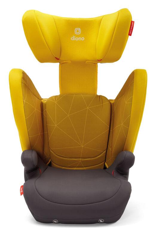 Diono Monterey 4DXT siège d'appoint avec dossier - Yellow Sulphur