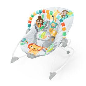 Transat aux vibrations apaisantes Safari Blast Infant to Toddler Rocker