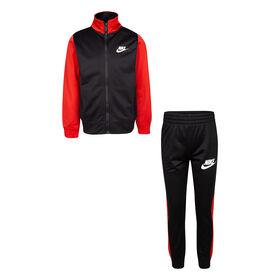 Nike JDI Tricot Set Black & Red, Size 5