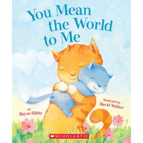 You Mean the World to Me - Édition anglaise