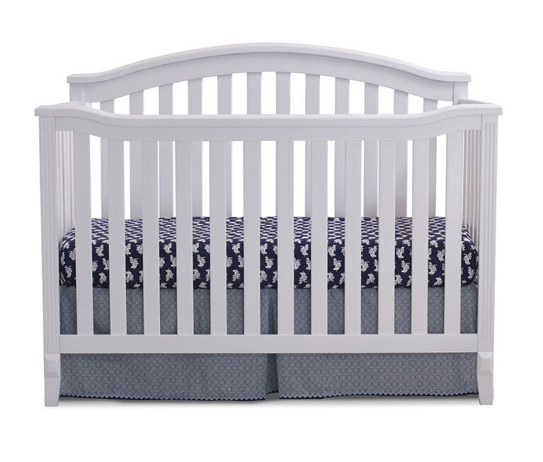 Sorelle Berkley 4 In 1 Convertible Crib White Babies