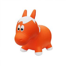 Farm Hoppers: Horse - Orange