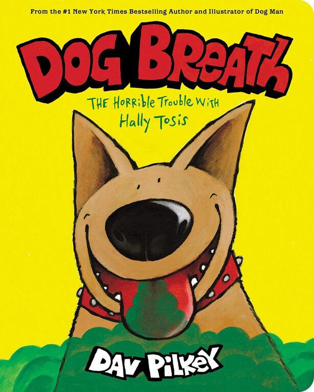 Scholastic - Dog Breath - English Edition