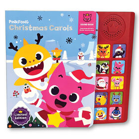 Pinkfong Christmas Sound Book - English Edition