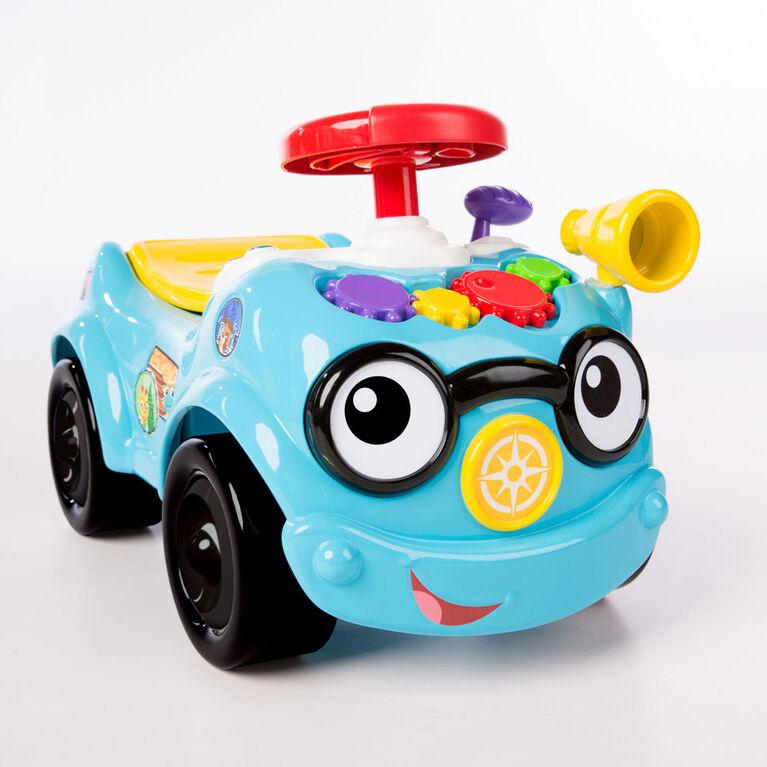 Baby Einstein Roadtripper Ride-On Car