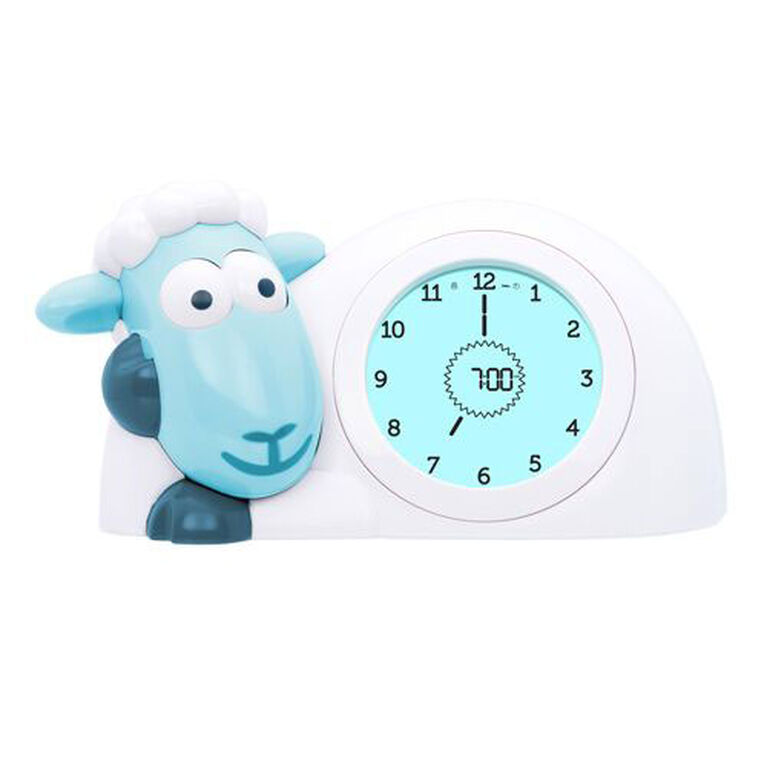Zazu Sam Sleeptrainer & Nightlight - Blue