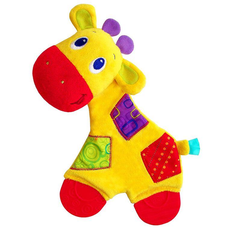 Bright Starts - Snuggle & Teether - Giraffe