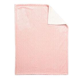 Koala Baby Baby Blanket - Embossed Pink
