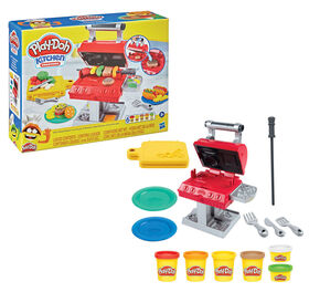 Play-Doh Kitchen Creations Le roi du gril