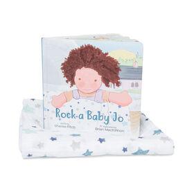 Lulujo - Lulu & Jo - Jo - Giftset - Book & Blanket