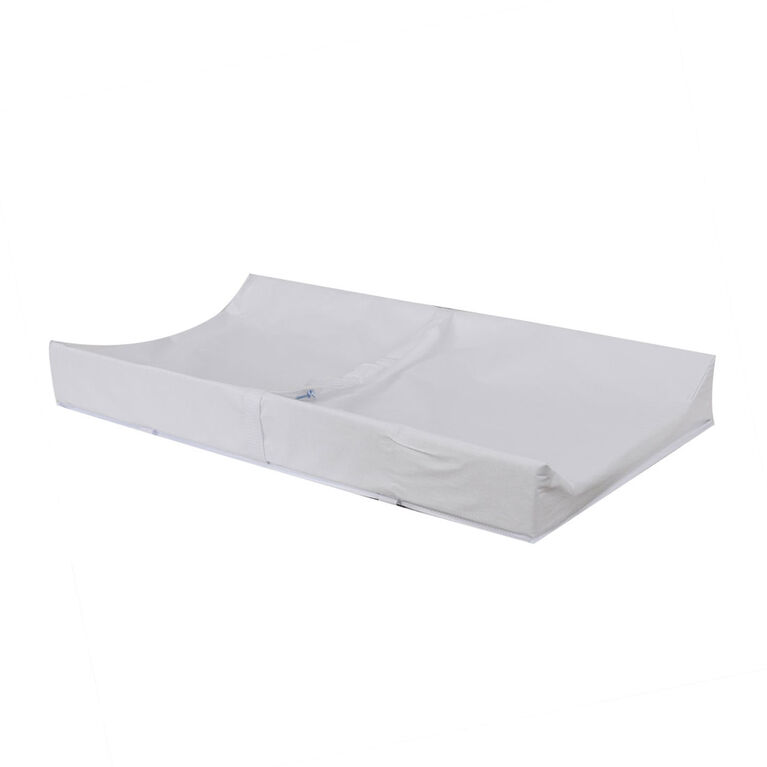 KidiComfort Change Pad - White Peva