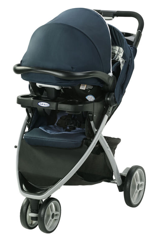 Graco Pace Travel System- Hadlee
