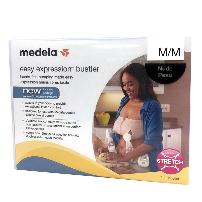 Medela Easy Expression Bustier - Nude, Medium