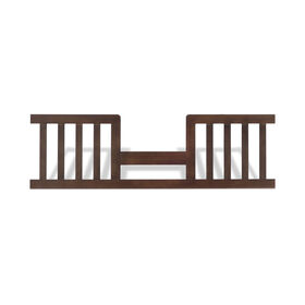 Child Craft Toddler Guard Rail for Abbott Convertible Crib - Rich Walnut