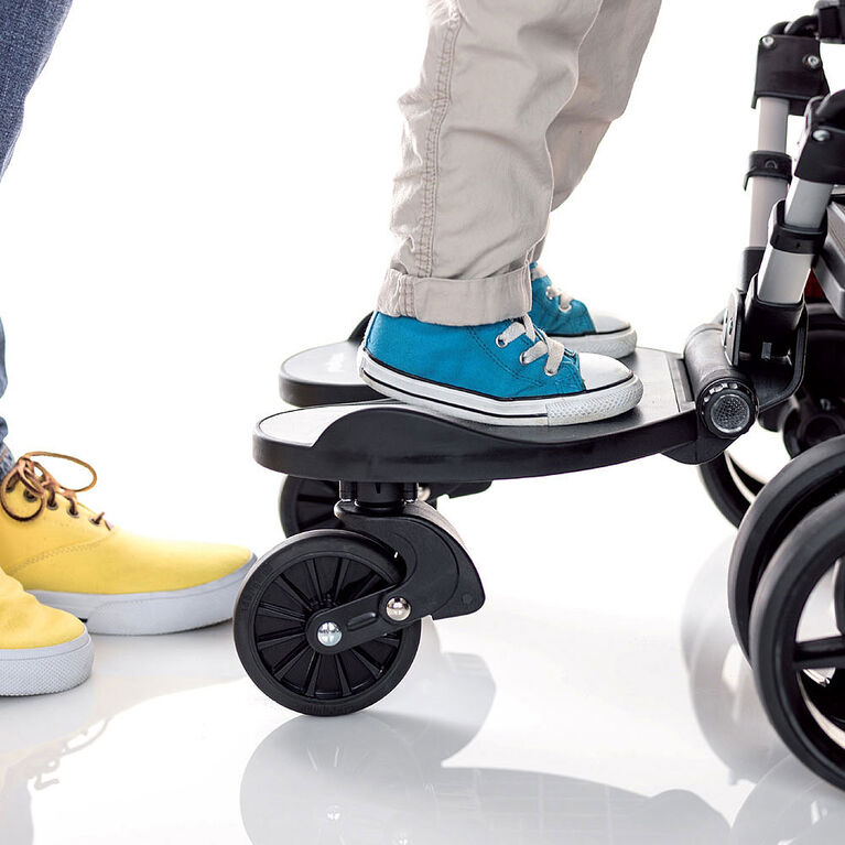 Bumprider Ride-on Board - Grey