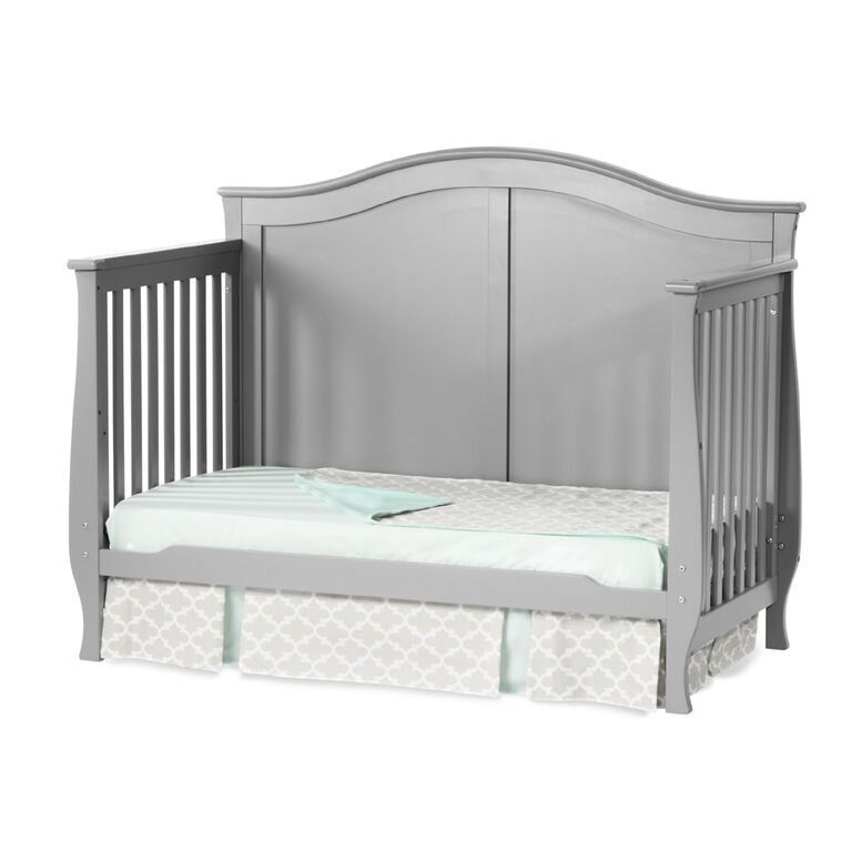 Child Craft Camden 4 In 1 Convertible Crib Cool Gray