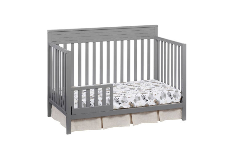 Oxford Baby Skyler Toddler Rail Dove Gray - R Exclusive
