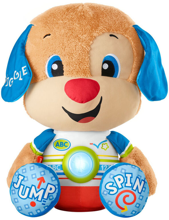 Fisher-Price Laugh & Learn So Big Puppy - English Edition