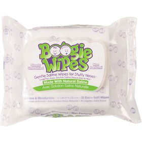 Boogie Wipes - Saline Wipes