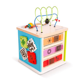 Innovation StationMC  Cube d'activités
