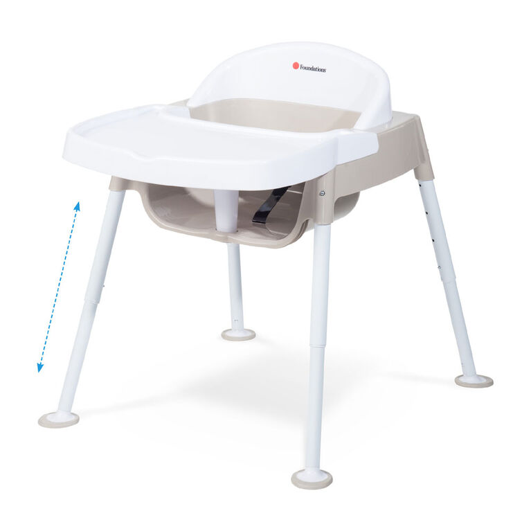 Foundations Secure Sitter Premier Adjustable Feeding Chair 7, 9, 11 & 13 Seat Height