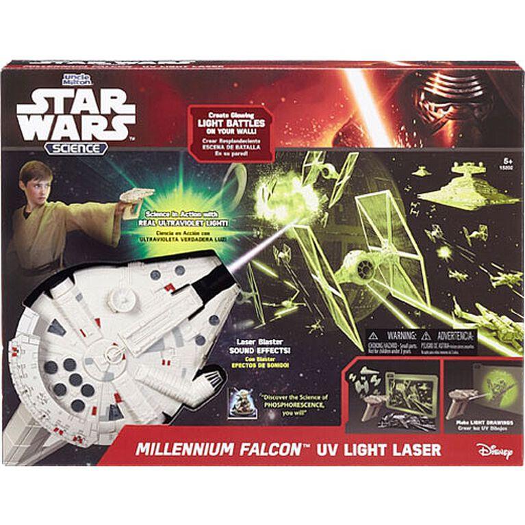 Laser Lumiere Uv Du Millenium Falcon De Star Wars.