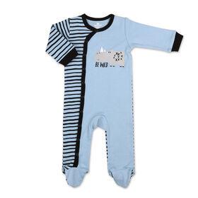 Dormeuse Koala Baby, Rhino & Stripes, 6-9 Mois