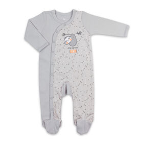 Koala Baby Sleeper - Grey Sloth , Preemie