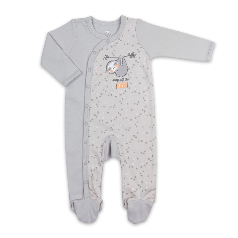 Koala Baby Sleeper - Grey Sloth , Preemie
