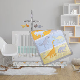 Lolli by Lolli Living 4pc Crib Bedding Set - Dino Land